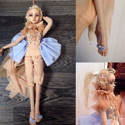 OOAK bjd Ball jointed doll. exclusive. Art doll. MY LITTLE UNICORN