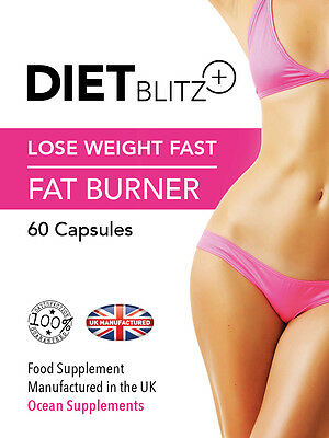 WEIGHT LOSS PILLS FAT BURNERS FAST TABLETS DIET SLIMMING VERY STRONG-LOSE Ibs