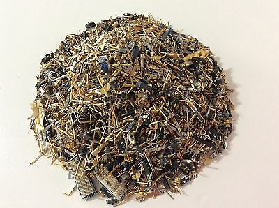 COMPUTER SCRAP FOR GOLD AND OTHER PRECIOUS METALS RECOVERY 100 gr