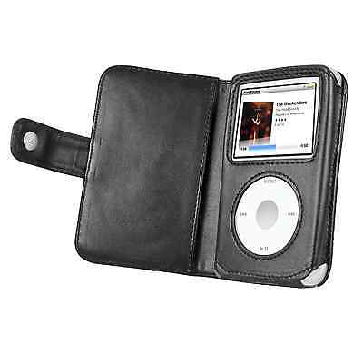 eLifeStore iPod Classic Premium Leather Case Cover Wallet plus Screen Protector