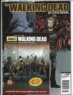 Walking Dead Official Magazine # 16 (Previews Exclusive Variant Cover, 2016) New