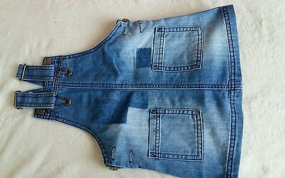 Next Jeans Girls Skirt Size 1/2-2 Years