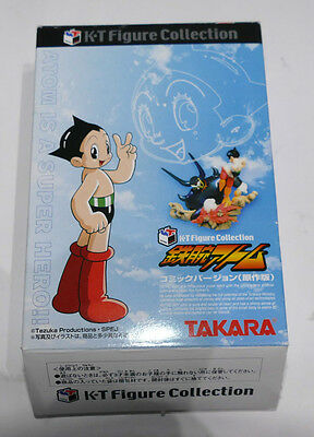 Takara K-T Figure Collection Astro Boy vs Pluto Diorama BNIB from Japan.