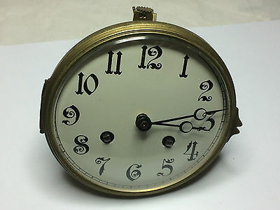 Antique French Samuel Marti clock movement - Spares or Restoration