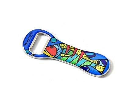 Romero Britto Bottle Opener: Fish * New *