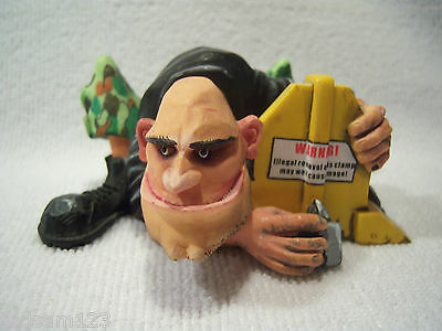 Speed Freaks -   ' Kev The Clamper '   Figure  -  Mint Condition  -  Boxed