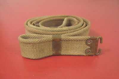 Original Span-Am War M1894 Mills Canvas Sling for the US M1898 Krag Rifle - RARE