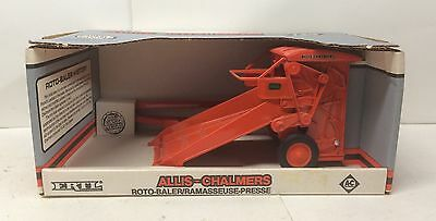 Allis Chalmers Roto Baler Farm Tractor Implement NIB ERTL 1/16 Hard to Find!