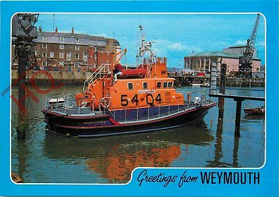 Postcard: The Weymouth Lifeboat