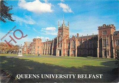 Postcard: Belfast, Queen's University [Bamforth]