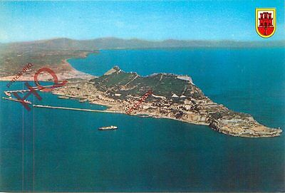 Postcard: Gibraltar, South West View