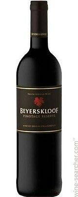South African Alcohol/ Wine - Beyerskloof Pinotage Reserve (750mL)