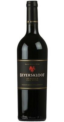 South African Alcohol/ Wine - Beyerskloof Synergy Cape Blend (750mL)