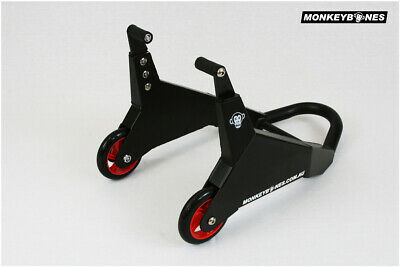 MonkeyBones PRO Race Stand - FRONT