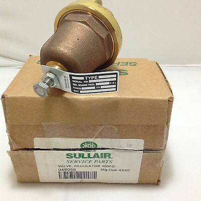 Sullair Valve, Regulator 400Psi  048059  New L@@k !!!!!