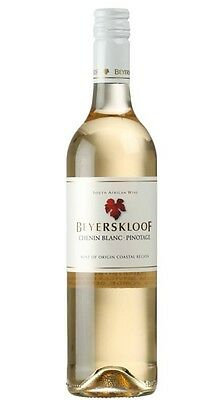South African Alcohol/ Wine - Beyerskloof Chenin Blanc Pinotage (750ml)