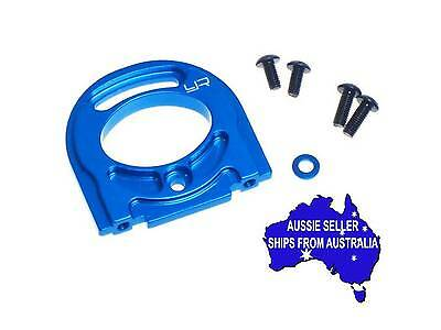Yeah Racing Tamiya TT02 blue alloy adjustable  motor mount  fit TT02 TT02-013BU