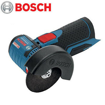 New BOSCH GWS 10.8-76V-EC Compact Angle Grinder (Body Only)
