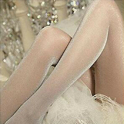 Women's New Temptation Transparent Tights Stockings Solid Socks Pantyhose Hot US