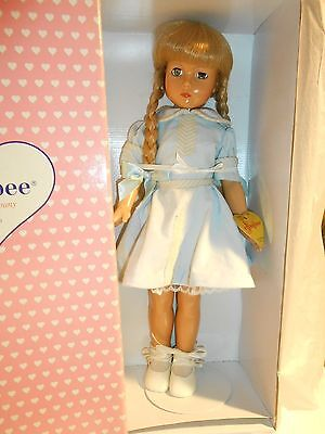 Effanbee Doll American Child 1939 Life cover Girl  V742