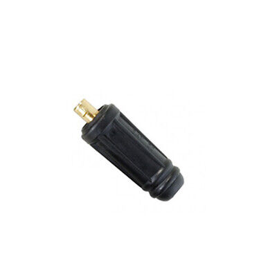 Cable Plug Welding Male Connector - 10-25 DINSE Style - 100- 200 Amp - 500069