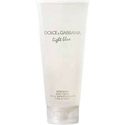 Dolce & Gabbana Light Blue Crema Corpo Donna 200 Ml