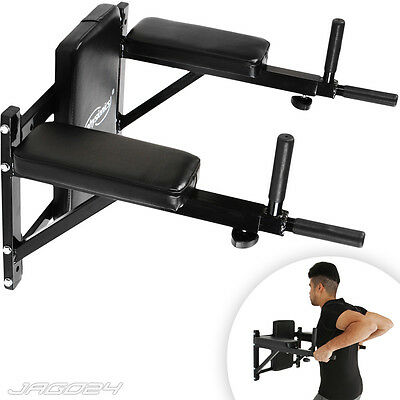 Station barre dips triceps pectoraux appareil abdos musculation sport fitness