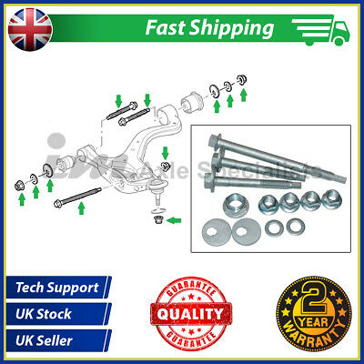 Land Rover Discovery 4 Front Lower Suspension Arm Fitting Kit