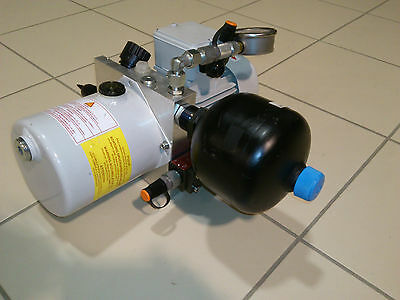 ARGO HYTOS SMA03 Hydraulikpumpe Aggregat Hydraulic mini power pack 170bar pump