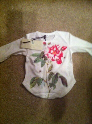 Stella mccartney baby girl Floral Top