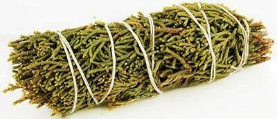 """JUNIPER Smudge 4"""" to 5"""" Stick House Cleansing Negativity Removal WHOLESALE"""