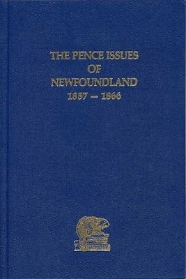 THE PENCE ISSUES OF NEWFOUNDLAND - Pratt (Book) - LOW PRICE!