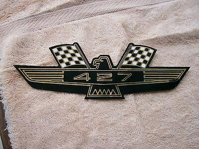 Ford 427 Eagle Valve Cover Decals Pair
