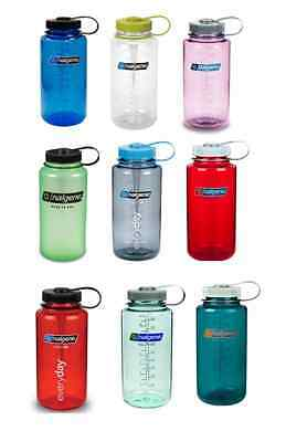 Nalgene Wide Mouth Tritan Bottle 1L Water Bottles