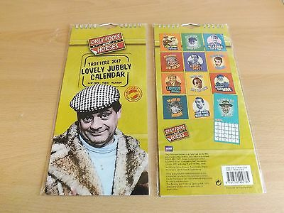 Only Fools & Horses Official Trotters 2017 Lovely Jubbly Calendar Christmas Gift