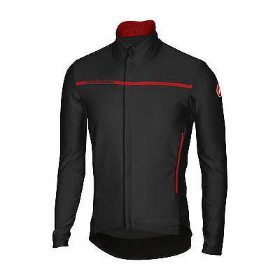 Castelli  Giacca  Perfetto Long Sleeve Black
