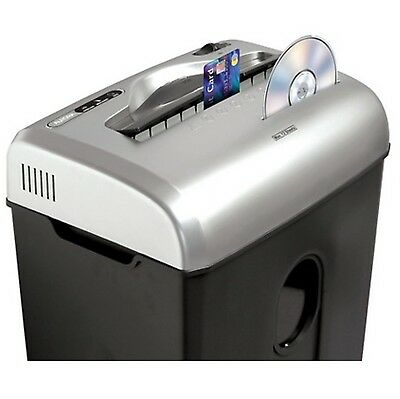AU1215XB Aurora 12 Sheet Medium Duty Cross-cut Shredder