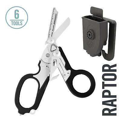 Leatherman Raptor Emergency Medical Shears & Multi-Tool With Rotating Holster