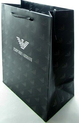 Emporio Armani - Gift BAG ONLY With Embossed Logo