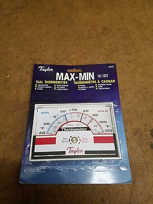 New Taylor Max-Min digital thermometer #5422