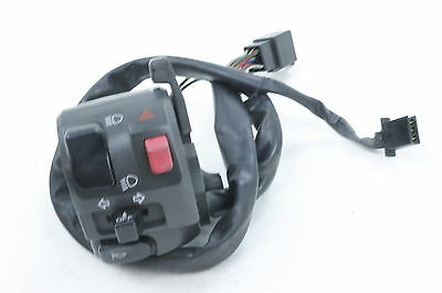 00 01 Kawasaki Ninja Zx12R Oem Left Clip On Handle Horn Signals Switch Switches