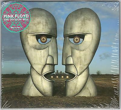 Pink Floyd The Division Bell 2016 Edition Sealed Cd New