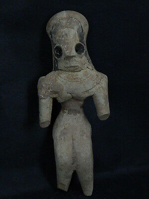 Ancient Teracotta Mother Goddess Indus Valley 2000 BC    #SG4049