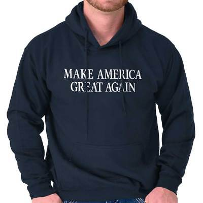 Make America Great President Donald Trump USA Republican Hooded Sweatshirt