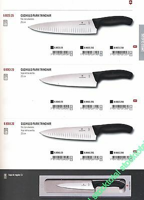 Cuchillo Kitchen Knife Victorinox Para Trichar 6802325 6.8023.25