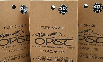 OPST Pure Skagit Lazar Line All Sizes.,New!
