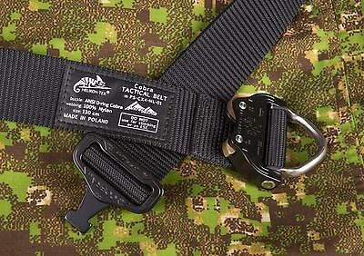 HELIKON TEX COBRA TACTICAL BELT FX45 Belt Gürtel Schwarz black Medium 120cm