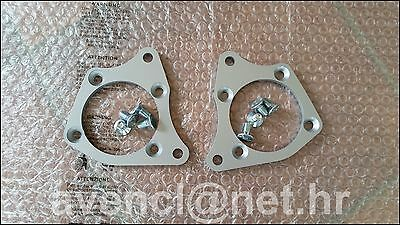 Fiat 128 127 A112 Ritmo Strada Abarth Yugo Adapters For Rear Disc Brakes Racing