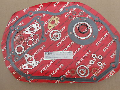 KIT JOINT Ducati 888 851 907 900 Engine Case Gasket Washer Set 79120021A