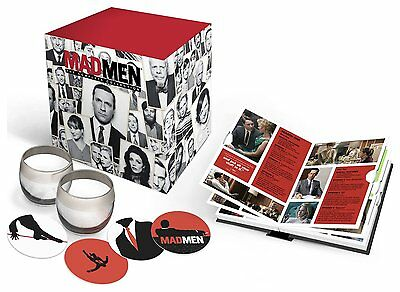 Mad Men -Limited Edition Complete Series/Collection 23 blu-ray set (no digital)